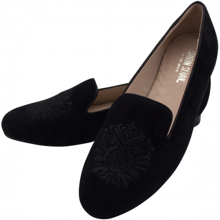 Elegant Loafer Alessia black