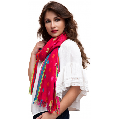 Scarf NAYA Red