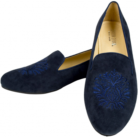 Elegant Loafer Alessia Navy